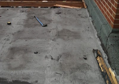 Flat Roof Before2