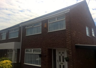 Guttering and Fascia Haresfinch St Helens2