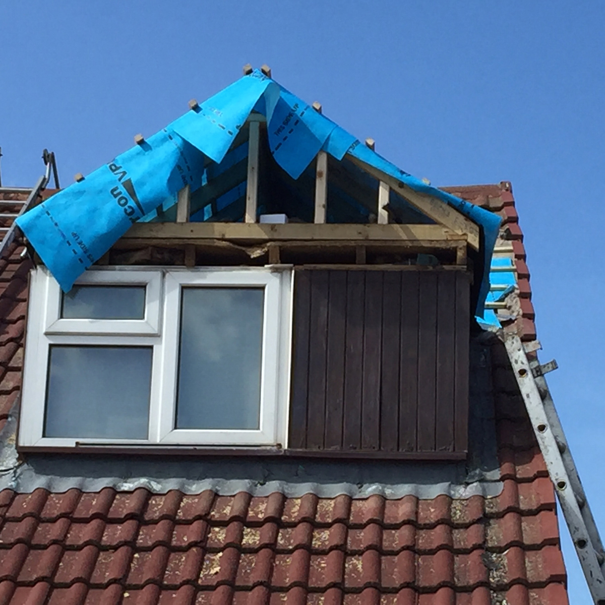 Pitched Roof Conversion Cladding Ormskirk Mh Roofing