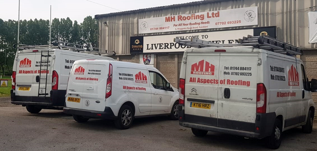 Mh Roofing Rainford North West Domestic Amp Commercial Roofers